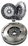 DUAL MASS FLYWHEEL DMF & COMPLETE CLUTCH KIT BMW 3 SERIES 320 D / TD 240MM